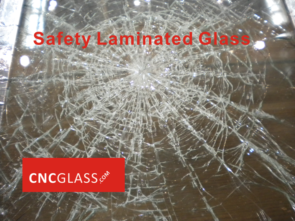EVA SAFETY LAMIANTED GLASS