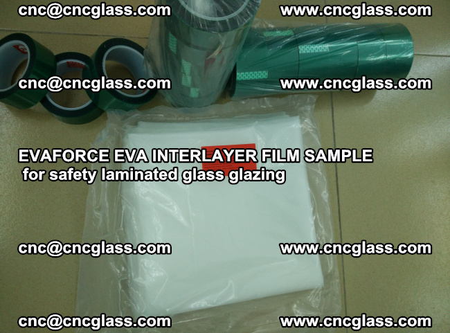 EVAFORCE EVA INTERLAYER FILM for safety laminated glass glazing (19)