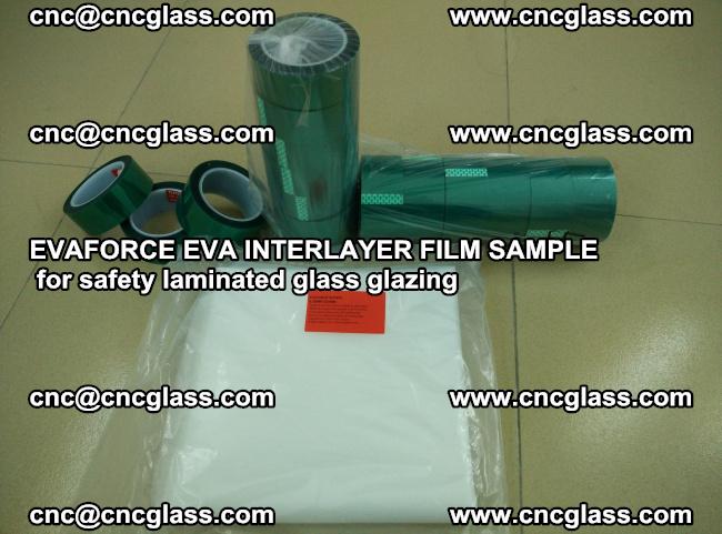 EVAFORCE EVA INTERLAYER FILM for safety laminated glass glazing (2)
