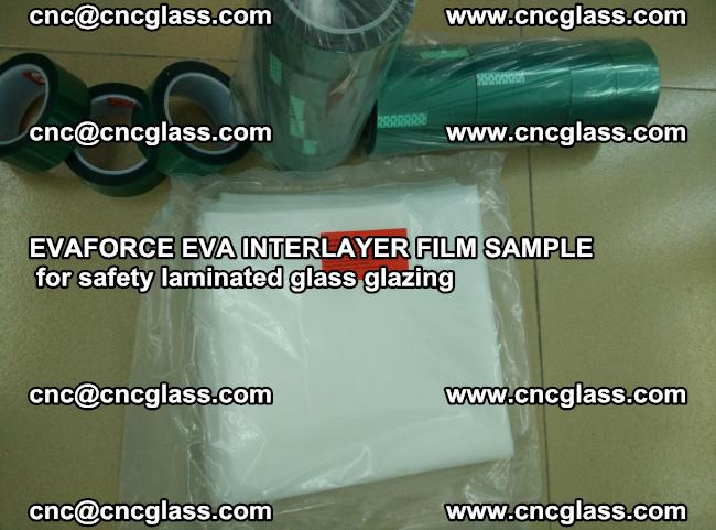 EVAFORCE EVA INTERLAYER FILM for safety laminated glass glazing (20)