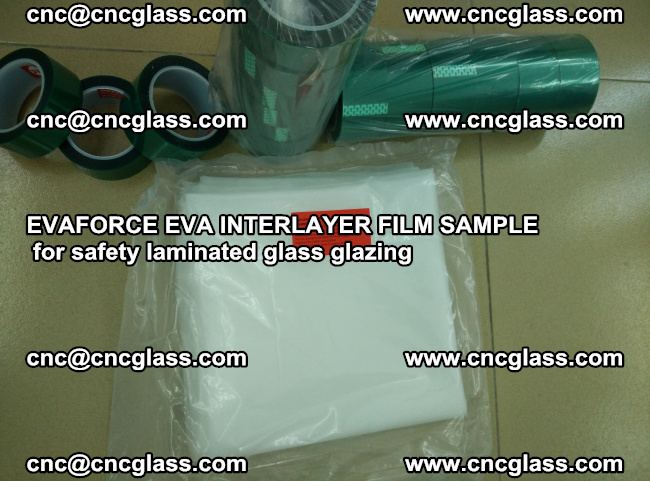 EVAFORCE EVA INTERLAYER FILM for safety laminated glass glazing (21)
