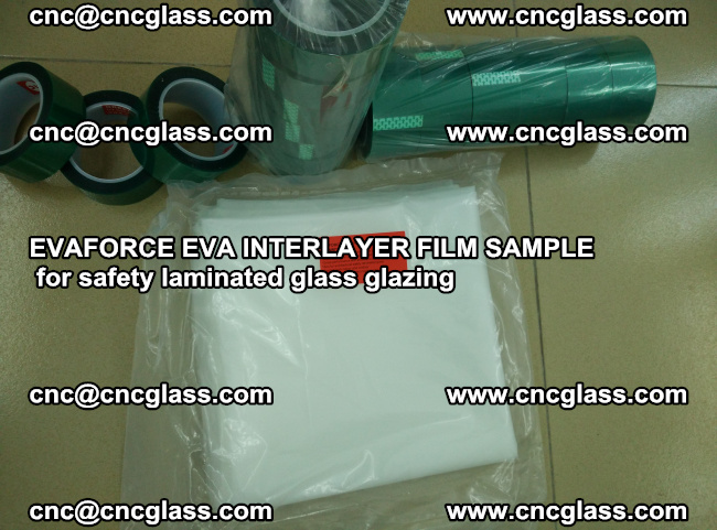 EVAFORCE EVA INTERLAYER FILM for safety laminated glass glazing (22)