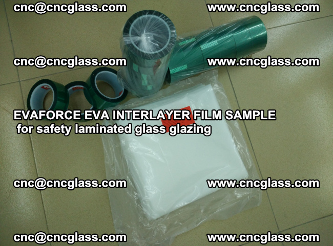 EVAFORCE EVA INTERLAYER FILM for safety laminated glass glazing (29)