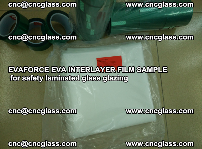 EVAFORCE EVA INTERLAYER FILM for safety laminated glass glazing (35)