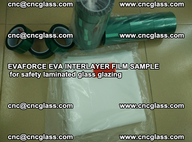EVAFORCE EVA INTERLAYER FILM for safety laminated glass glazing (36)