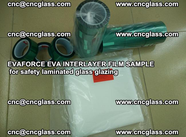 EVAFORCE EVA INTERLAYER FILM for safety laminated glass glazing (38)