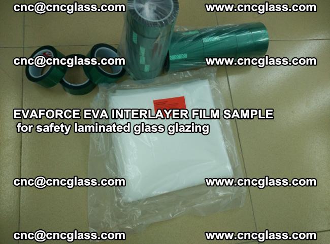 EVAFORCE EVA INTERLAYER FILM for safety laminated glass glazing (41)