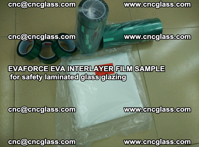 EVAFORCE EVA INTERLAYER FILM for safety laminated glass glazing (43)