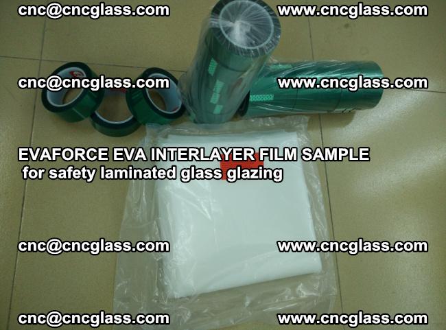 EVAFORCE EVA INTERLAYER FILM for safety laminated glass glazing (48)