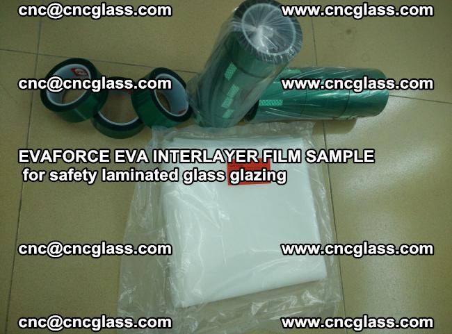 EVAFORCE EVA INTERLAYER FILM for safety laminated glass glazing (50)