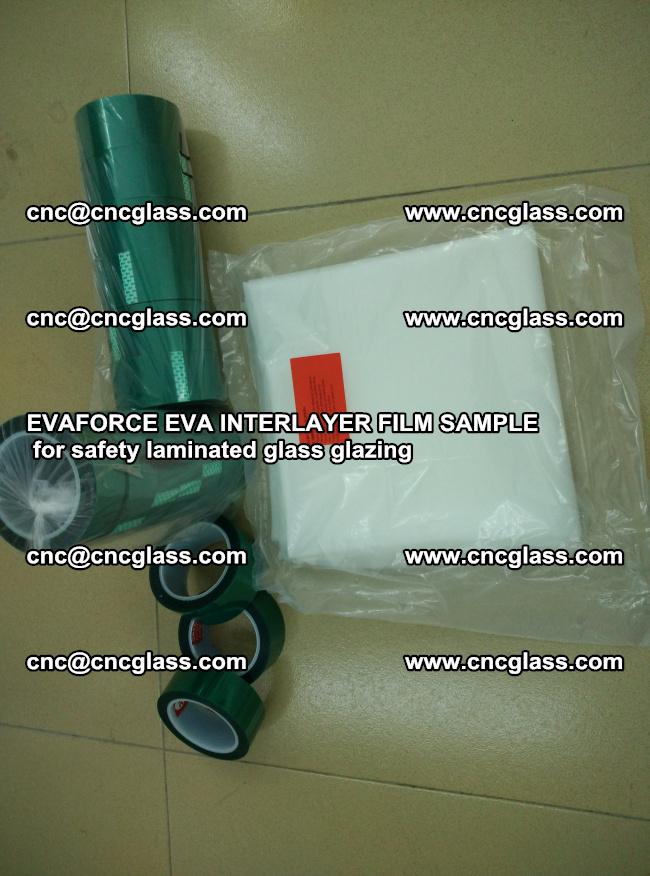 EVAFORCE EVA INTERLAYER FILM for safety laminated glass glazing (60)