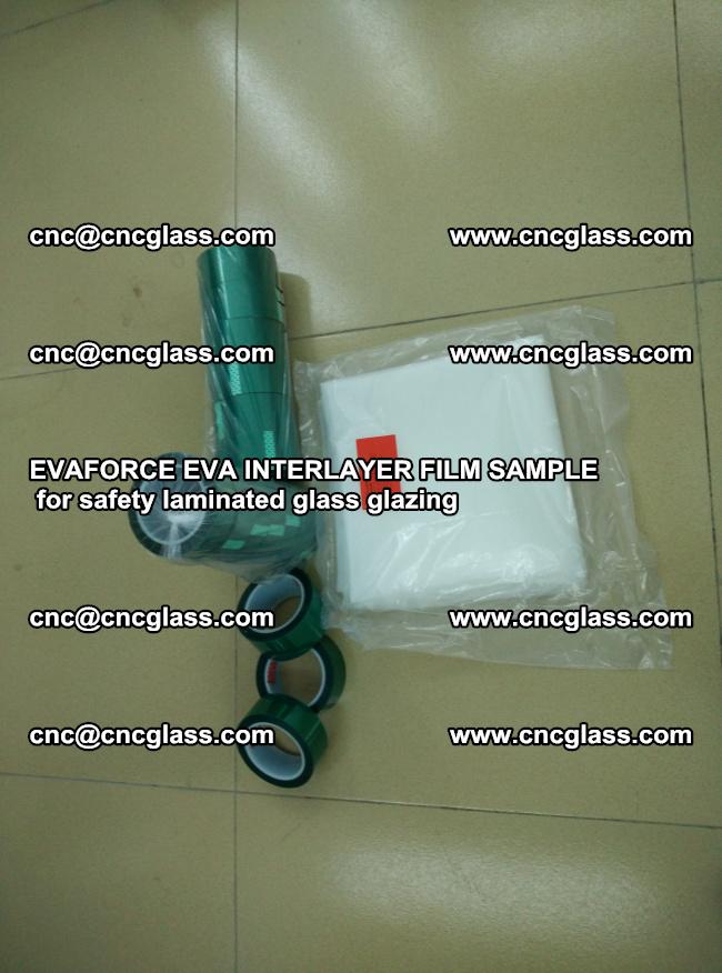 EVAFORCE EVA INTERLAYER FILM for safety laminated glass glazing (65)