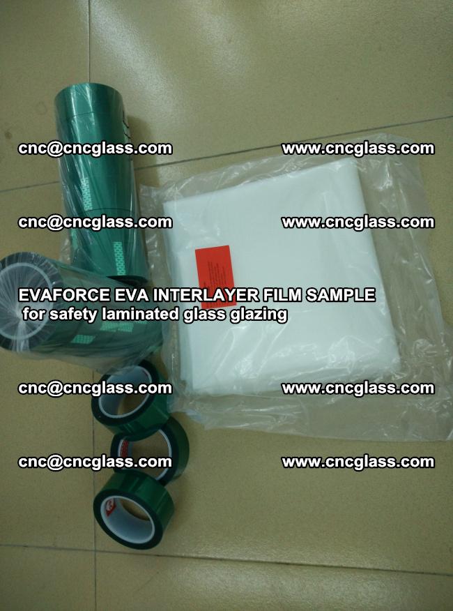EVAFORCE EVA INTERLAYER FILM for safety laminated glass glazing (67)