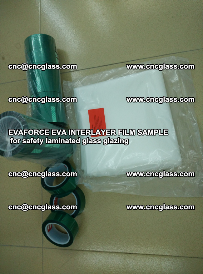EVAFORCE EVA INTERLAYER FILM for safety laminated glass glazing (68)