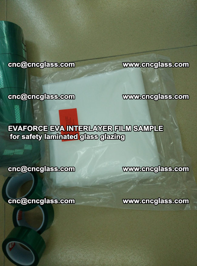 EVAFORCE EVA INTERLAYER FILM for safety laminated glass glazing (70)