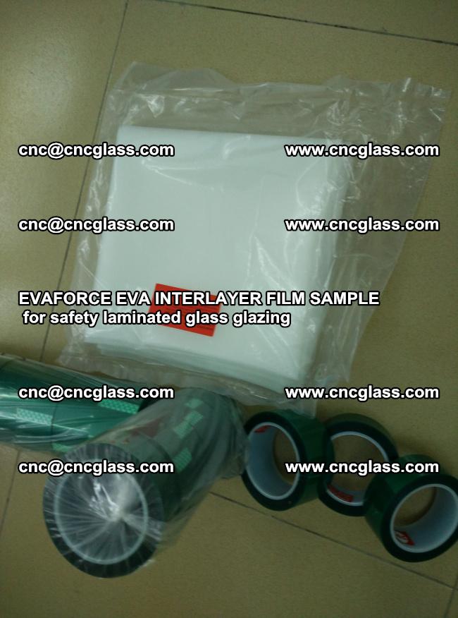 EVAFORCE EVA INTERLAYER FILM for safety laminated glass glazing (75)