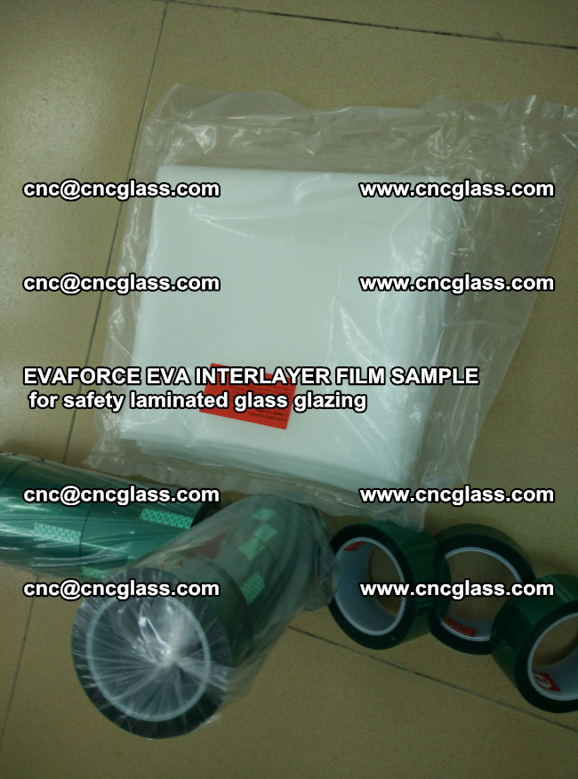 EVAFORCE EVA INTERLAYER FILM for safety laminated glass glazing (77)