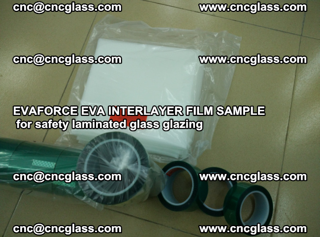 EVAFORCE EVA INTERLAYER FILM for safety laminated glass glazing (81)