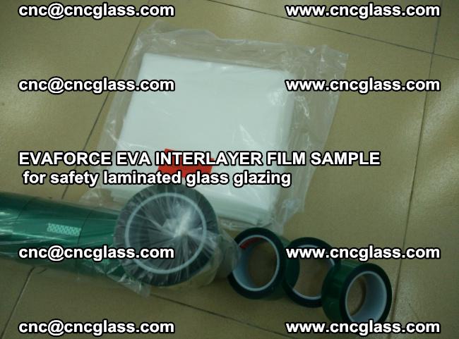 EVAFORCE EVA INTERLAYER FILM for safety laminated glass glazing (82)