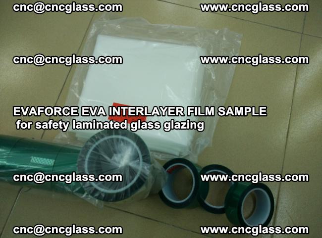 EVAFORCE EVA INTERLAYER FILM for safety laminated glass glazing (84)