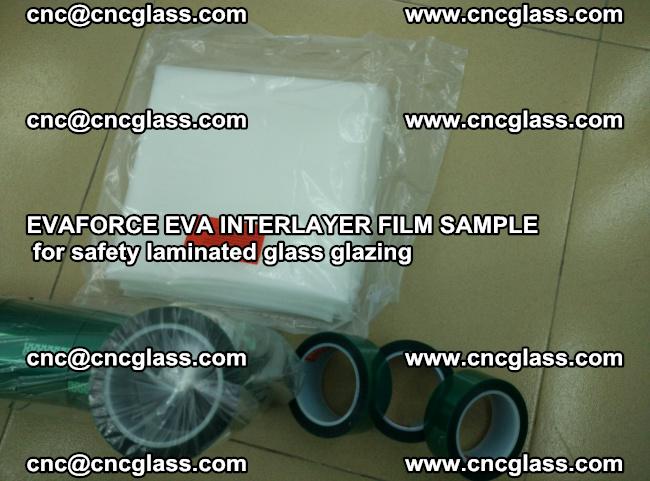 EVAFORCE EVA INTERLAYER FILM for safety laminated glass glazing (88)