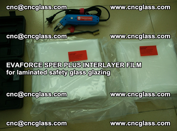 EVAFORCE SPER PLUS INTERLAYER FILM for laminated safety glass glazing (13)