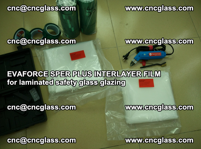 EVAFORCE SPER PLUS INTERLAYER FILM for laminated safety glass glazing (17)