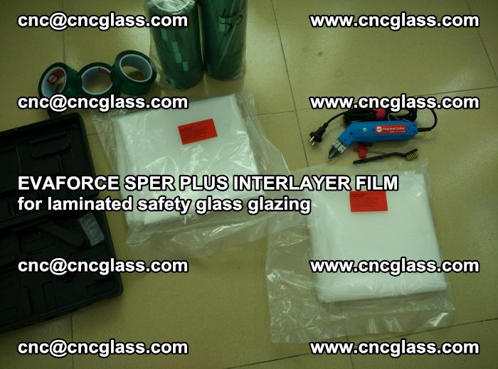 EVAFORCE SPER PLUS INTERLAYER FILM for laminated safety glass glazing (18)