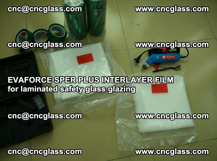 EVAFORCE SPER PLUS INTERLAYER FILM for laminated safety glass glazing (19)