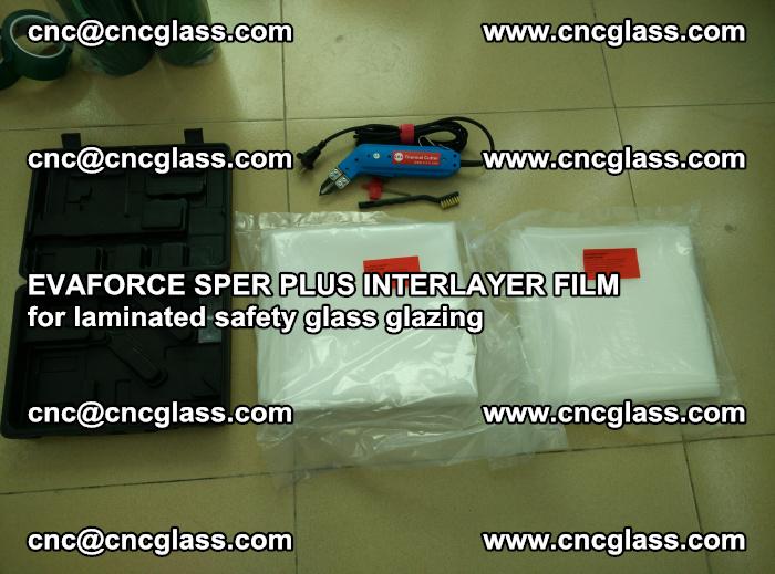 EVAFORCE SPER PLUS INTERLAYER FILM for laminated safety glass glazing (2)