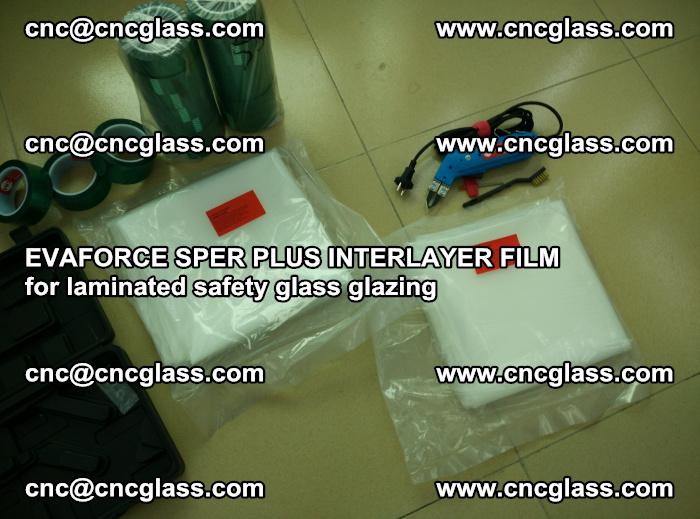 EVAFORCE SPER PLUS INTERLAYER FILM for laminated safety glass glazing (20)