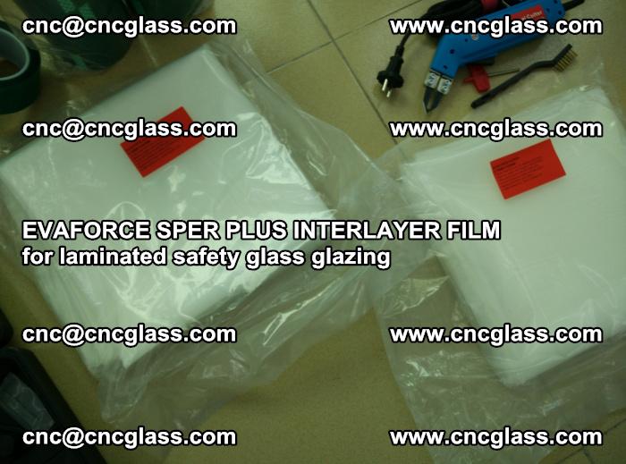 EVAFORCE SPER PLUS INTERLAYER FILM for laminated safety glass glazing (22)