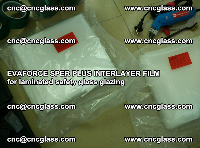 EVAFORCE SPER PLUS INTERLAYER FILM for laminated safety glass glazing (23)