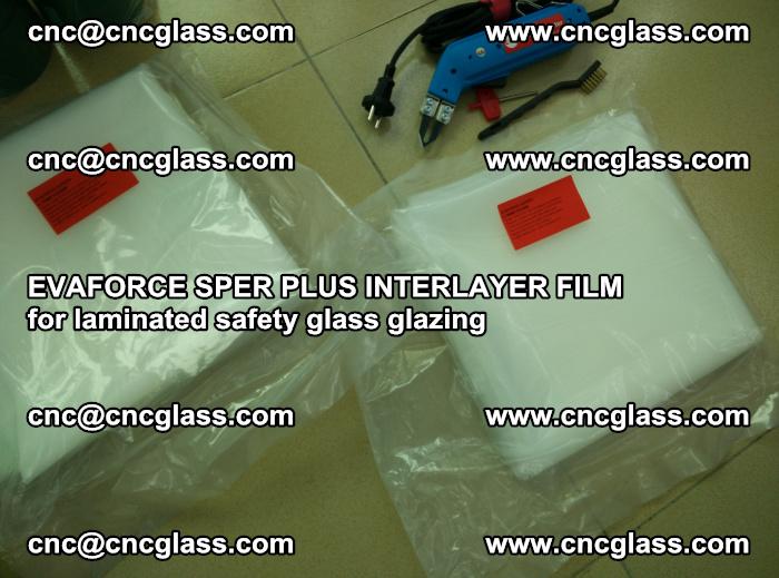 EVAFORCE SPER PLUS INTERLAYER FILM for laminated safety glass glazing (24)