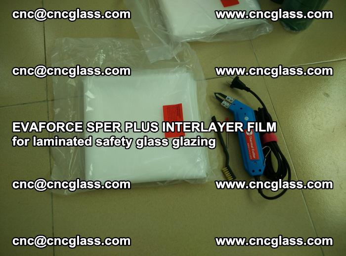 EVAFORCE SPER PLUS INTERLAYER FILM for laminated safety glass glazing (27)