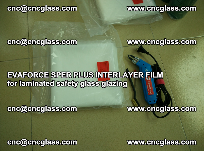 EVAFORCE SPER PLUS INTERLAYER FILM for laminated safety glass glazing (28)