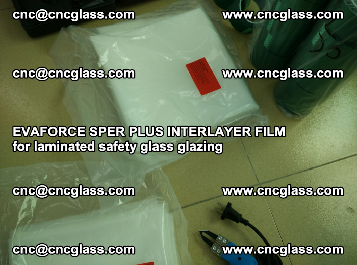 EVAFORCE SPER PLUS INTERLAYER FILM for laminated safety glass glazing (30)