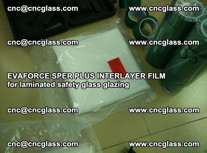 EVAFORCE SPER PLUS INTERLAYER FILM for laminated safety glass glazing (32)