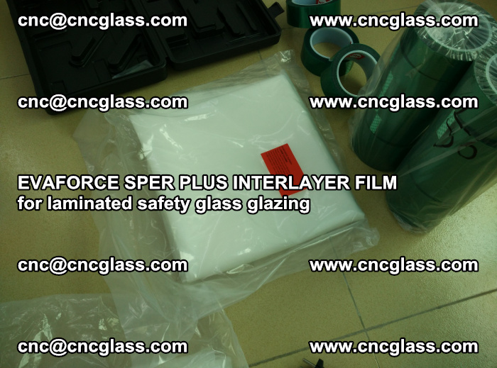 EVAFORCE SPER PLUS INTERLAYER FILM for laminated safety glass glazing (33)
