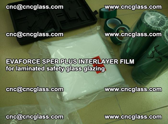 EVAFORCE SPER PLUS INTERLAYER FILM for laminated safety glass glazing (35)