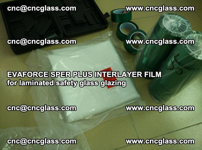 EVAFORCE SPER PLUS INTERLAYER FILM for laminated safety glass glazing (36)