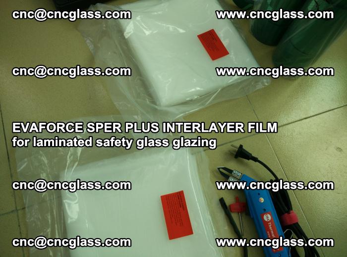 EVAFORCE SPER PLUS INTERLAYER FILM for laminated safety glass glazing (38)