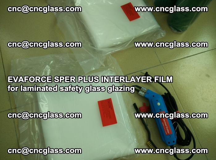 EVAFORCE SPER PLUS INTERLAYER FILM for laminated safety glass glazing (39)