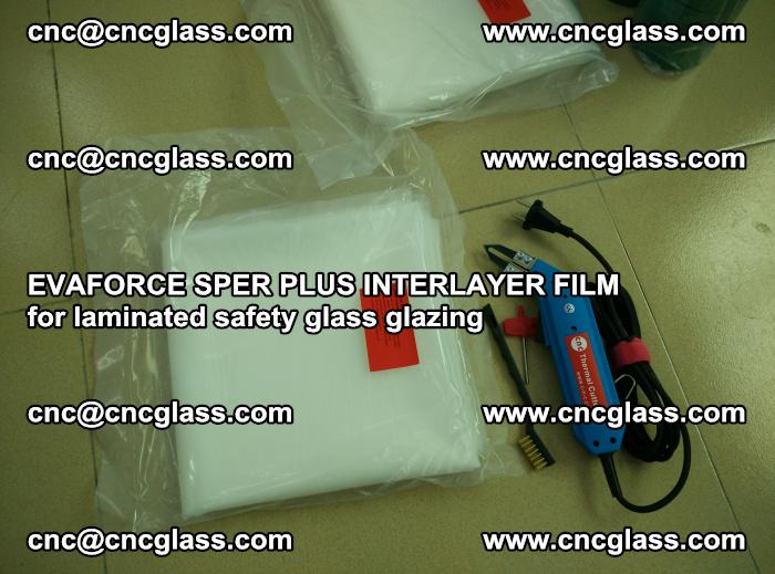 EVAFORCE SPER PLUS INTERLAYER FILM for laminated safety glass glazing (41)