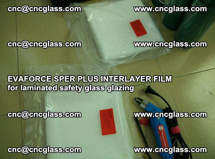 EVAFORCE SPER PLUS INTERLAYER FILM for laminated safety glass glazing (42)