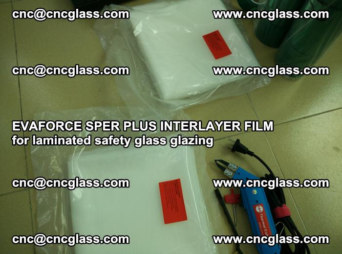 EVAFORCE SPER PLUS INTERLAYER FILM for laminated safety glass glazing (43)