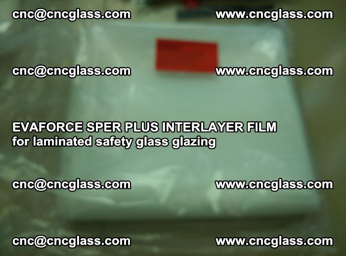EVAFORCE SPER PLUS INTERLAYER FILM for laminated safety glass glazing (46)