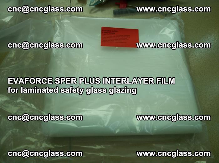 EVAFORCE SPER PLUS INTERLAYER FILM for laminated safety glass glazing (47)