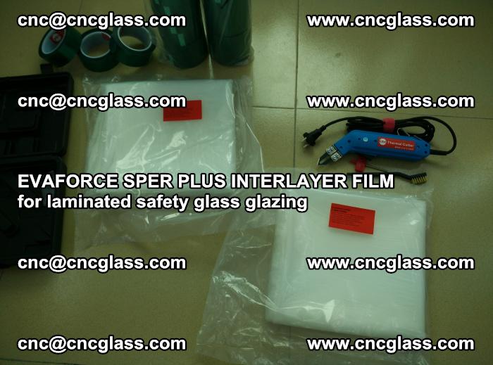 EVAFORCE SPER PLUS INTERLAYER FILM for laminated safety glass glazing (56)