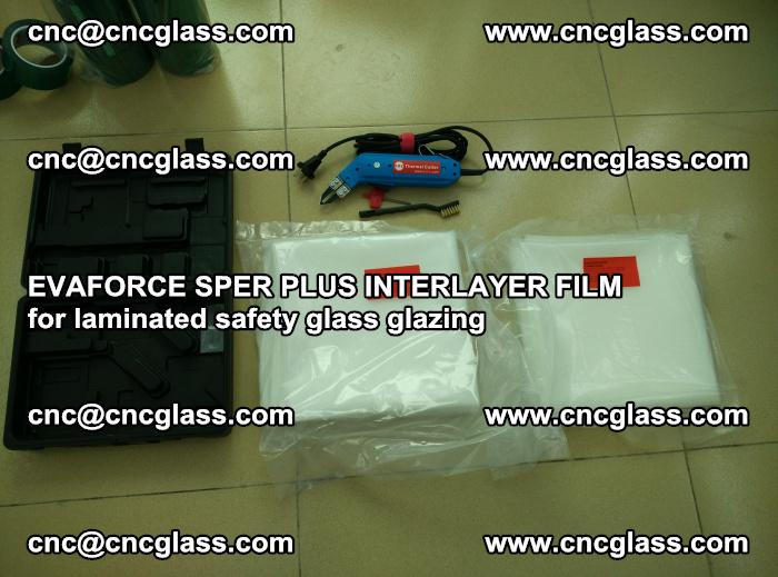 EVAFORCE SPER PLUS INTERLAYER FILM for laminated safety glass glazing (57)